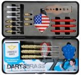 Brass Darts Geschenk-Set