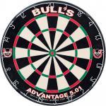 """Bulls Dartboard """"Advantage 5.01"""""""