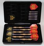 """Softdart-Set in praktischer Box aus dem Hause """"Royal Darts"""" in der Classic Line"""