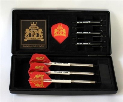 Soft Dart Set Royal Darts Professional Line DUKE 18g