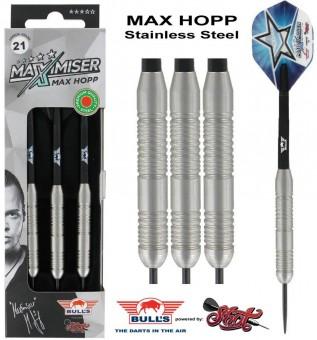 Bulls NL Max Hopp MAX Stainless 21g Steeldarts