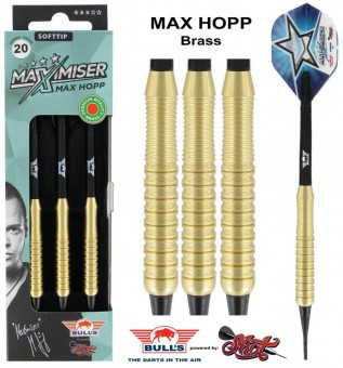 Bulls NL Max Hopp MAX Brass Softdarts