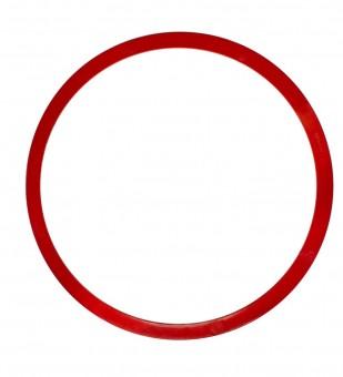 La Franc Abwurfkreis starr rot