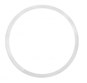 La Franc Abwurfkreis starr weiß