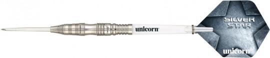 Unicorn Jelle Klaasen Silverstar Steeldart-Set