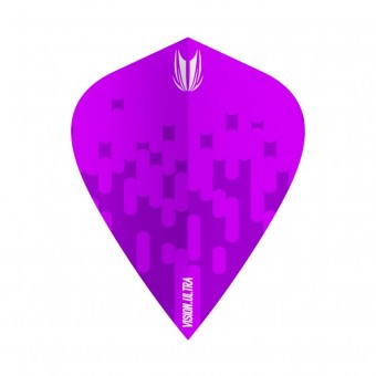Target ARCADE VISION ULTRA Flights purple | Kite