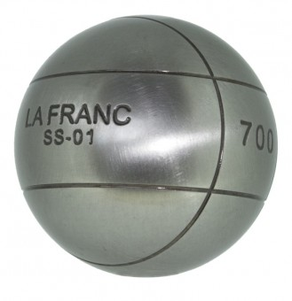 Boulekugeln La Franc SS-01 - 72 710,1   mit Koffer