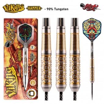Shot! Viking Hammer Steeldarts 24g