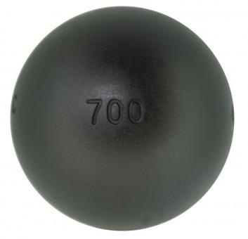 Boulekugeln La Franc SB (Soft Black) 74 710,0   mit Holzkoffer
