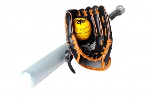 Baseball-Set Junior - mit Ball und Handschuh