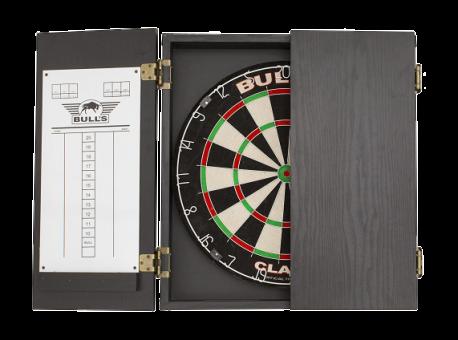 Bulls NL Dartboard CLASSIC Cabinet Wood
