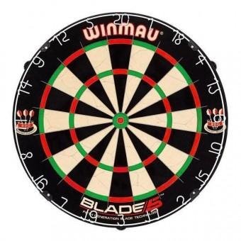 Winmau Blade 5 Dartboard 2. Wahl