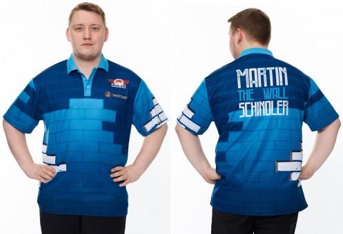 Bulls NL Martin Schindler Matchshirt