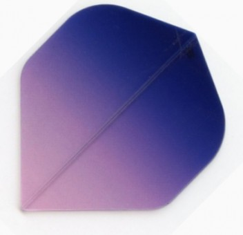 Royal Darts Vignette Flights violet blue