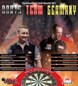 Bulls NL Darts Team Germany Tournament Set