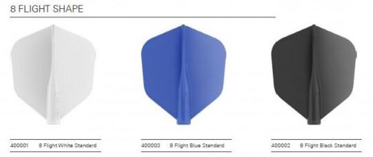 8-Flight Dartflights