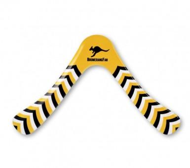 BoomerangFan Bumerang Spirit R - Rechtshänderbumerang