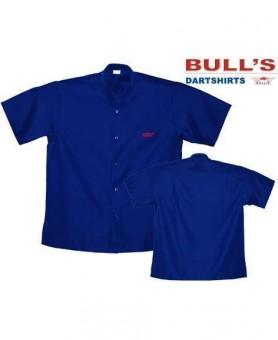 Bulls Dartshirt blau SALE L