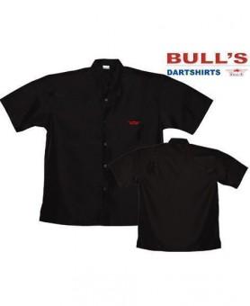 Bulls Dartshirt schwarz 4XL