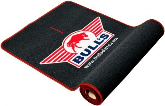 Bulls Dartteppich BLACK/RED 300x67 cm