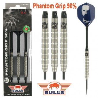 Bulls NL Phantom Grip Steeldarts 25g