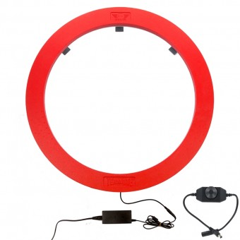 Bull's Termote Basic Led Unit Color Coated - Dartboardbeleuchtung - ROT