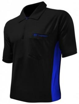 Cool Play Hybrid Shirt Black & Blue 4XL