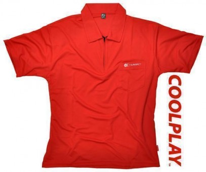 Cool Play Shirt RED 4XL