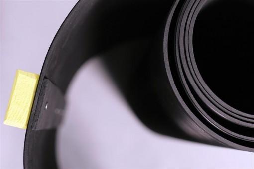 Dartmatte Rubber 300 x 60 cm, inkl. Oche