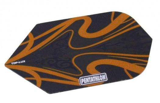 Flight Pentathlon Lux black/orange SLIM 2017