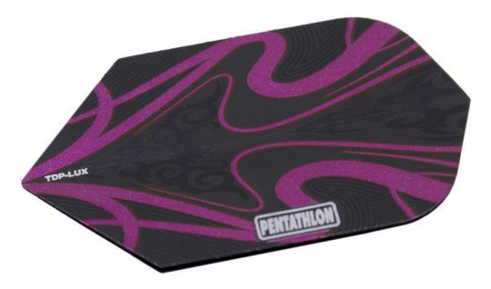 Flight Pentathlon Lux black/pink SLIM 2017