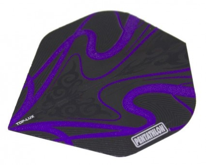 Flight Pentathlon Lux black/purple N0.2 2017