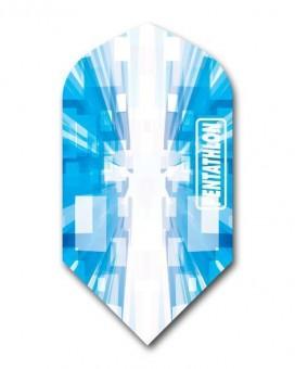 Flight Pentathlon blue and white slim