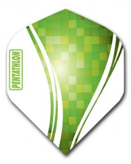 Flight Pentathlon green and white standard