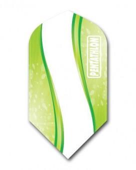 Flight Pentathlon green white slim