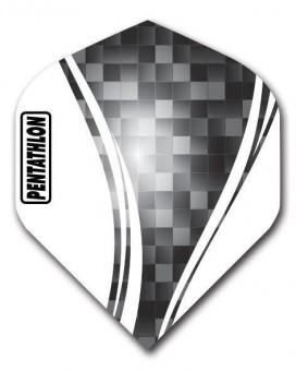 Flight Pentathlon white and black standard