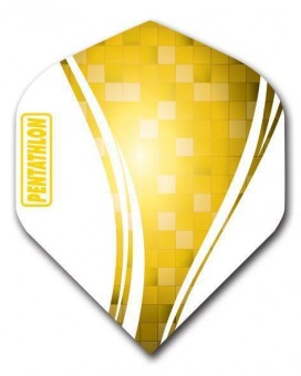 Flight Pentathlon white and yellow standard