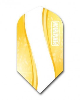 Flight Pentathlon yellow and white Wave slim
