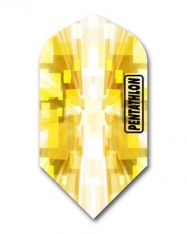 Flight Pentathlon yellow brown slim