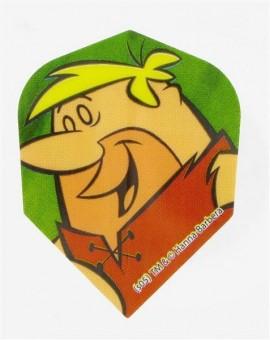 Flintstone Flight Barney