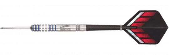 Gary Anderson Silver Star - 25g Steeldarts