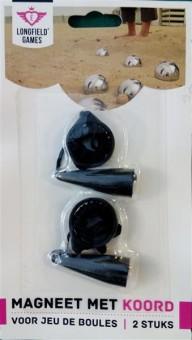 Kugelmagnet für Boulekugeln (DP)