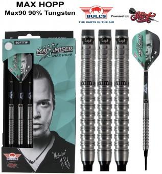Max Hopp MAX 90% Tungsten E-Dartset