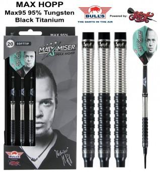 Max Hopp MAX 95% Tungsten E-Dartset