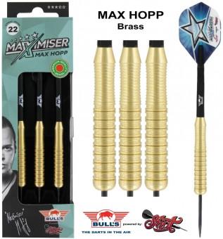 Max Hopp MAX Brass 22g Dartset