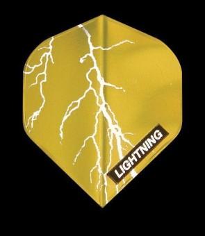 Metallic Lightning Flight gelb