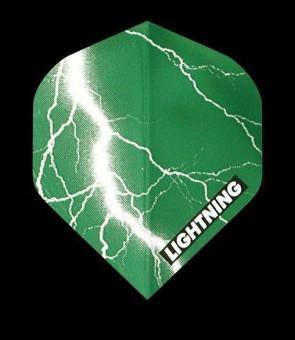 Metallic Lightning Flight grün