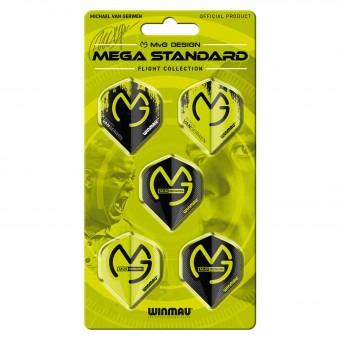 Winmau MvG Mega Standard Flight Pack