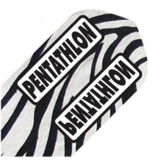 New Pentathlon Flight Zebra slim