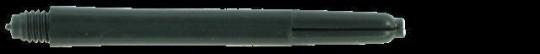 Nylon-Dartschaft schwarz XS